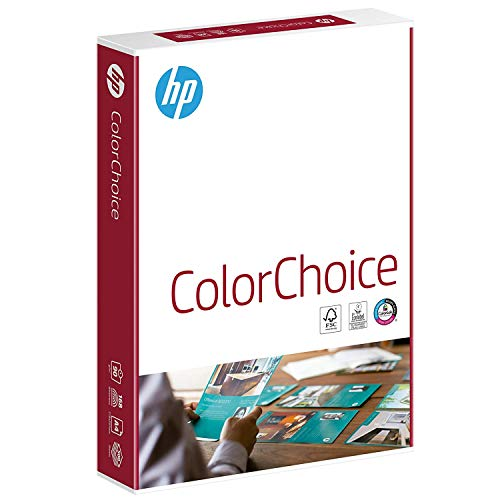 HEWLETT PACKARD HP Color Laser Paper 90 gsm-500 sht/A4/210 x 297 mm