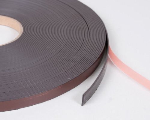 Self Adhesive Magnetic Tape 12mm x 10mtr side A