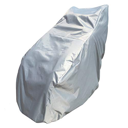 ZYF Garden Furniture Covers Waterproof Cover Sunscreen Cloth Household Massage Chair Cover Dustproof Easy To Fold Multiple Sizes Patio Furniture Covers (Color : B, Size : 155x95x135cm)