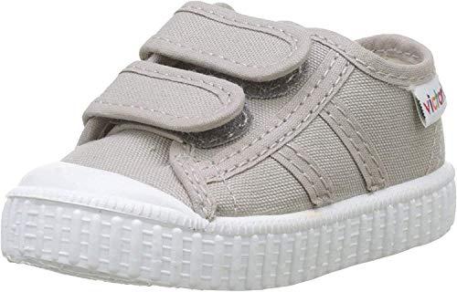 Victoria Basket Lona Dos Velcros, Zapatillas Unisex Niños