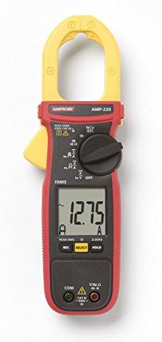 Amprobe AMP-220 True-RMS 600A AC/DC Clamp Meter