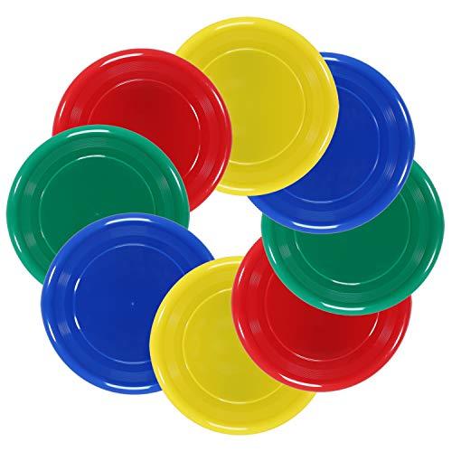 YDDS Flying Disc  95 Gram Plastic Flying Disc for Kids