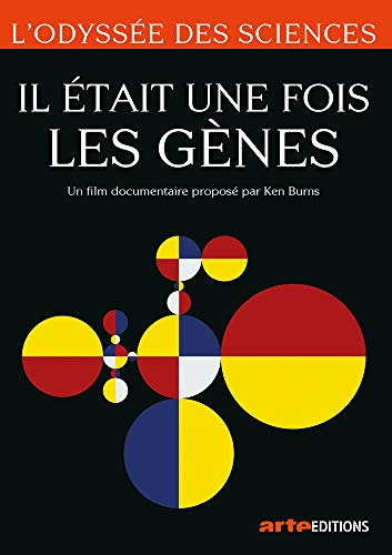 Il était une fois les gènes [Francia] [DVD]