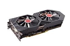 Image of XFX Radeon RX 580 GTS XXX. Brand catalog list of XFX. It's score is 4.3 over 5.
