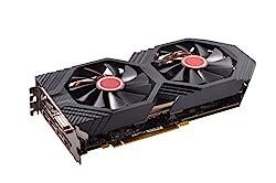 top rated XFX Radeon RX 580 GTS XXX Edition 1386 MHz OC +, 8 GB GDDR5, VR compatible, dual BIOS, 3xDP HDMI DVI, AMD… 2021