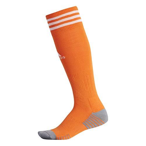 adidas Copa Zone Cushion Iv Otc Calcetines, Unisex Hombre, Calcetines, 977900, Naranja/Blanco, Medium