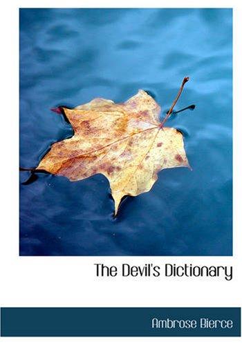 The Devil's Dictionaryの詳細を見る