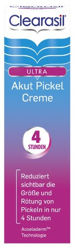 Clearasil Ultra Akut Pickel-Creme, 15ml