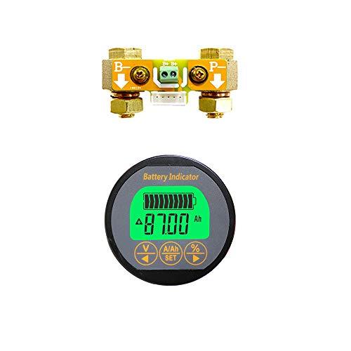 AiLi Voltmeter Ammeter Voltage Current Meter Voltmeter Ammeter 100V 350A Caravan RV...