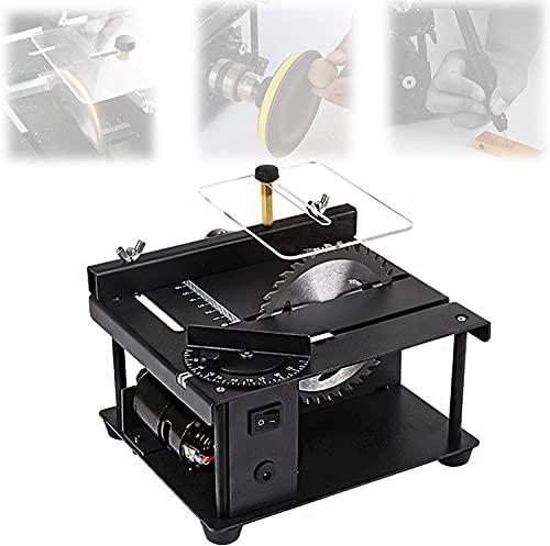 LXNQG Elektrische Mini-Tischsäge...