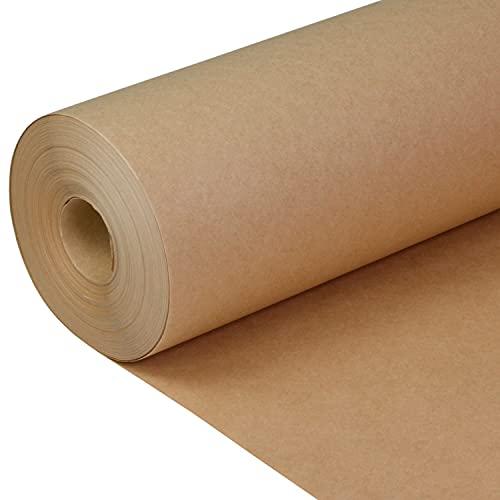 クラフト紙 505mm×50m 75g/m2 緩衝材 クラフト紙ロール 包装紙 ロール紙 梱包用資材