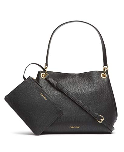 High quality vegan leather 2 interior slip pockets & 1 Interior zip pocket Double handles for easy entry