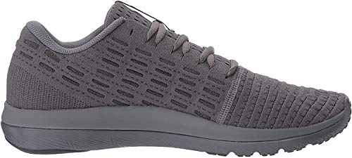 Under Armour Men's Threadborne Slingflex Sneaker, Graphite (106)/Anthracite, 11.5