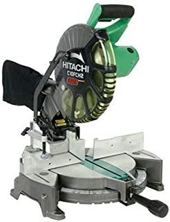 Hitachi C10FCH2 10 in. Compound Miter Saw with Laser Guide (Renewed)