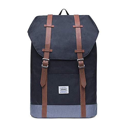 Lightweight Outdoor Backpack, KAUKKO Travel Casual Rucksack Laptop Daypack...
