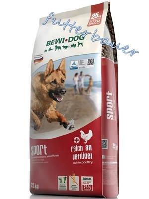 Bewi Dog Sport Croc 25 kg Hundefutter
