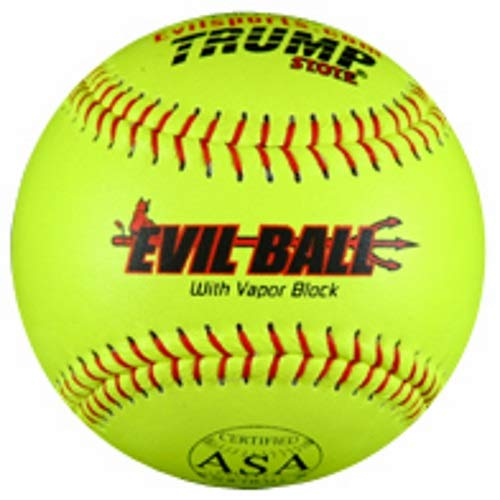 Evil Ball ASA HOT .44 Cor .375 Comp Yellow