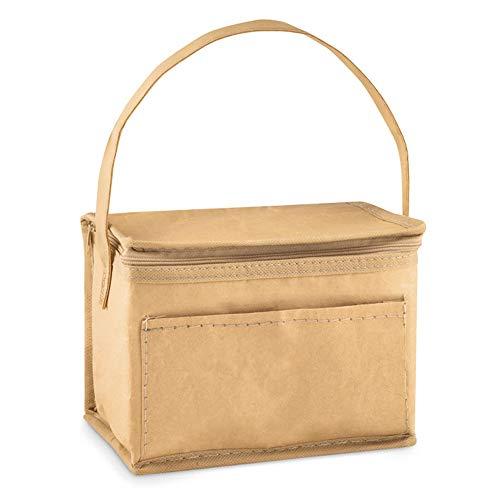 Mini Kühltasche oder Lunchtasche für Getränke, Dosen, Obst oder kleine Snacks, kleine Kühlbox für Unterwegs von notrash2003 (Mini-Kühltasche)