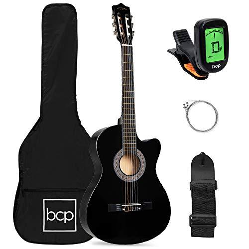 Best Choice Products Juego de iniciación para guitarra...