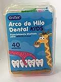 Arco de hilo dental Kits. 40 unidades