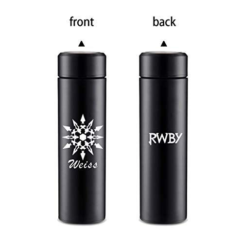 IFREE Anime Travel Vacuum Mug Cartoon Stainless Steel Insulated Water Bottle Double Wall Thermos Movie Game Fans Coffee Cup Best Cosplay Gift for Women Men Boy Girl,2