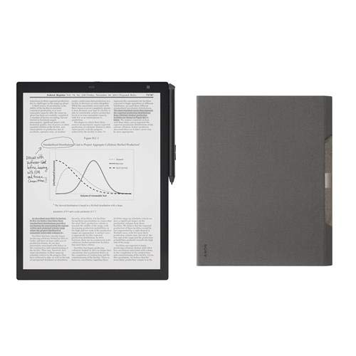 Sony DPT-RP1 13.3' 16GB Digital Paper System - Black Border,...