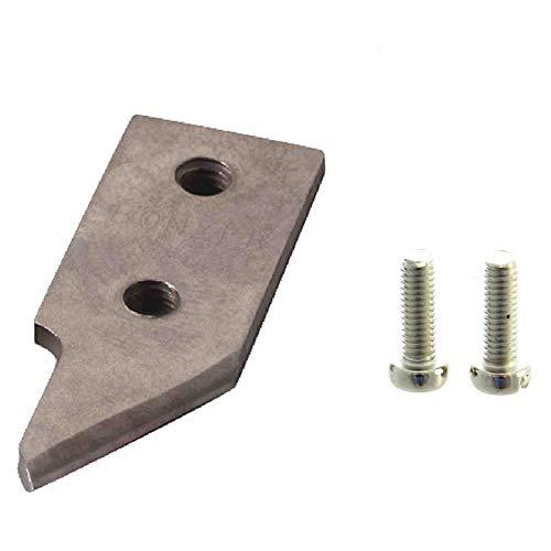 Bonzer Ersatzklinge für Dosenöffner, aus Stahl, inkl. Schrauben