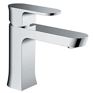 Clever Selene – Grifo de lavabo con desagüe automático mixto