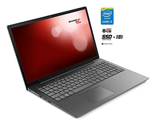 Notebook Lenovo SSD  Cpu Intel Core I5 da 3,1GHz  B. Mode , Display FHd Led da 15,6' Ram 8Gb, SSD 256GB + HD 500 GB Dvd-Cd, Wifi, Lan,Bt,Win10 Pro ,Office Pro 2019 , Pronto All'uso  Gar.Italia 2 Anni