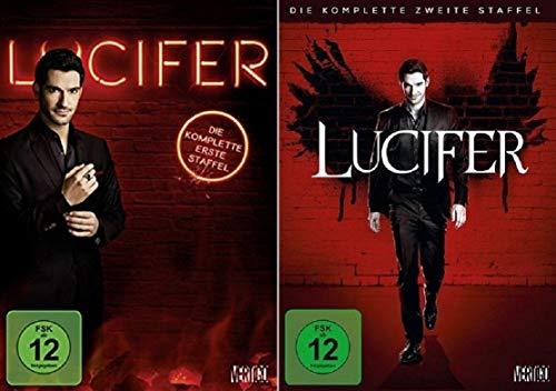 Lucifer Staffel 1+2 [DVD Set]