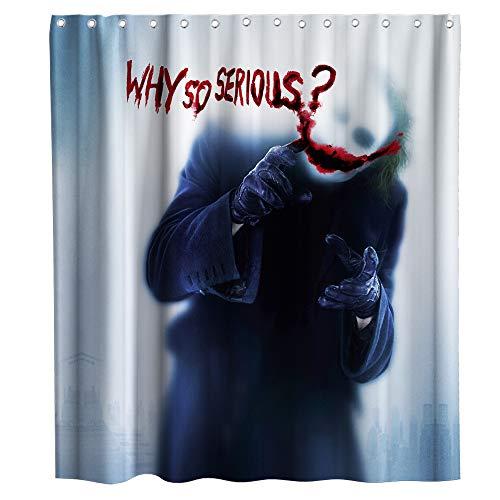 41aPeJvpfvL Harley Quinn Shower Curtains