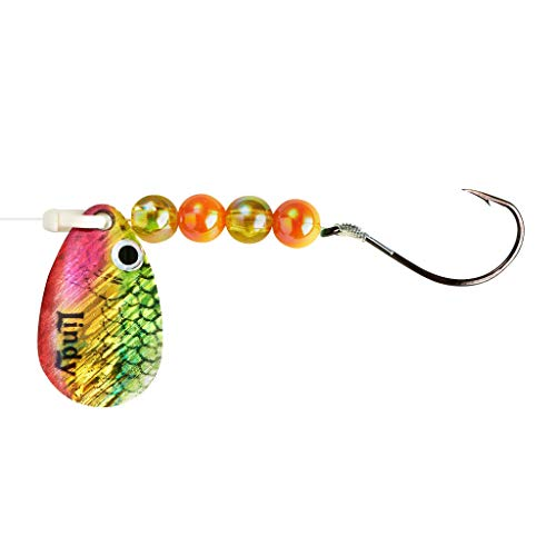 Lindy Indiana Blade Spinner Rig, Perch, 3