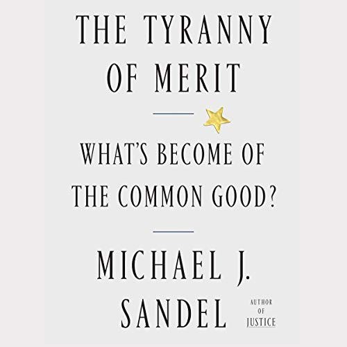 The Tyranny of Merit  By  cover art