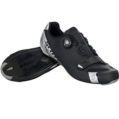 SCOTT Road Comp BOA Lady Cycling Shoe - Women's Matte Black/Silver, 37.0