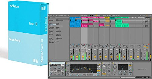 Ableton Live 10 Standard 1 Licencia(s) Electronic Software Download (ESD) - Software de licencias y actualizaciones (1 Licencia(s), Electronic Software Download (ESD))