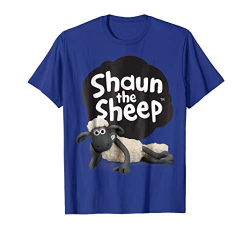 Shaun the Sheep: Alt Logo with Shaun T-Shirt