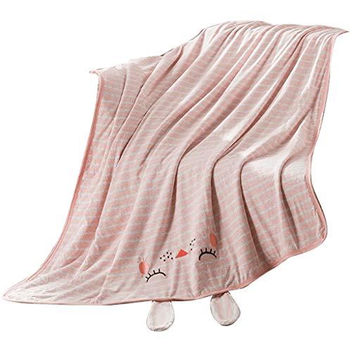 LIQIN Couvertures Couverture multifonctionnelle d'oreiller de Bureau de lit de lit de Couverture de Textile de Textile à la Maison Mignonne et intéressante