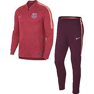 Nike Dry Squad Camiseta De Manga Larga FC Barcelona, Hombre ...