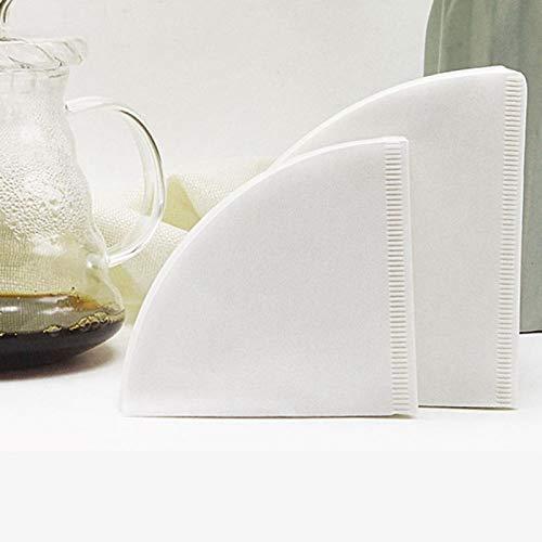 Filterpapiere Kaffee Filterpapier Einweg-Tropfkaffeepulver für die Küche