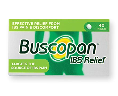 IBS medication over the counter: Buscopan IBS Relief