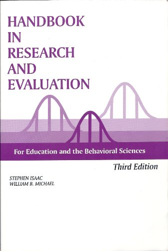 Handbook in Research and Evaluation: A Collection of...
