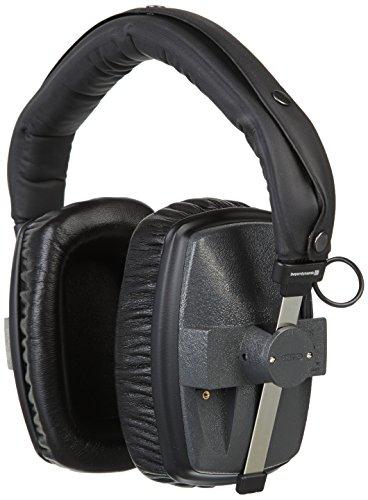 Beyerdynamic DT 150 Ohrumschließend Kopfband Schwarz - Kopfhörer (Ohrumschließend, Kopfband, Verkabelt, 5-30000 Hz, 97 dB, Schwarz)