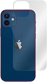 ミヤビックス 反射防止背面保護フィルム 防指紋 防気泡 iPhone 12 用 日本製 OverLay Plus OLIPHONE12NM/B/12