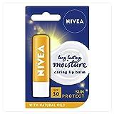 Nivea - Protezione solare per le labbra, SPF 30