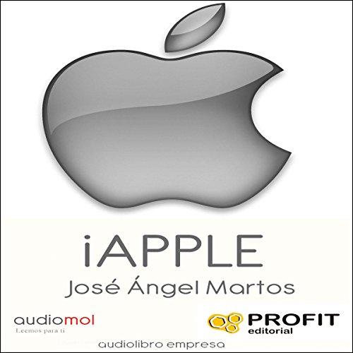 iApple audiobook cover art