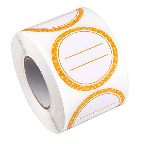 puissant Étiquette AIEX pour bidons de 500 pièces Étiquette pour canettes…
