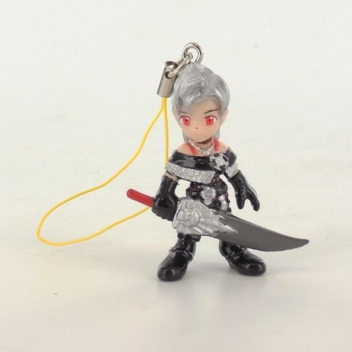 Final Fantasy X Figurine Strap Swing Collection 2 Paine