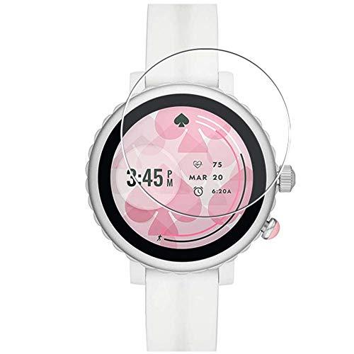 Vaxson 3 Unidades Protector de Pantalla, compatible con Kate Spade New York Sport Smartwatch 41mm [No Vidrio Templado] TPU Película Protectora Reloj Inteligente Film Guard Nueva Versión
