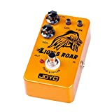 JOYO Lion's Roar Vintage Tube Effect Pedal Perfectly Represents Mike Kerr's Amp's Overdrive Pedal Music Style True Bypass (JF-MK)