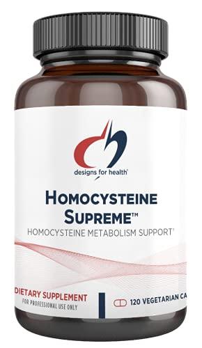 Designs for Health Homocysteine Supreme - Methylation + Cardiovascular...
